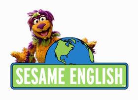 Sesame english titlecard