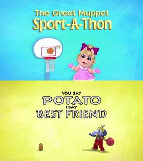 Sport-A-Thon - You Say Potato