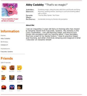 Abby profile