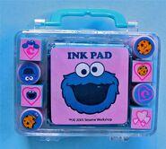 Cookie stamp nakajima