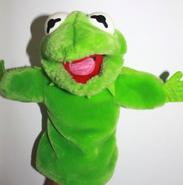 Dakin 1988 kermit puppet