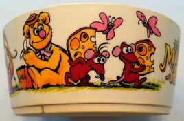 Deka plastics 1983 muppet show bowl daryl cagle 7