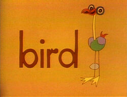 FreakyWordBIRD