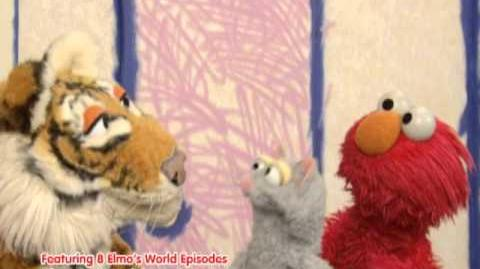 """Sesame Street """"Elmo's World All About Animals"""" Preview"""