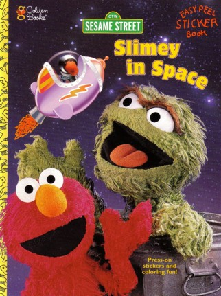 Slimeyinspace Mel Conrad Illustrated The 1998 Coloring Book