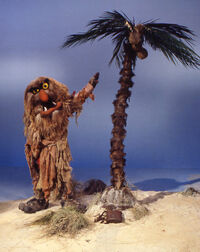 Sweetums coconut tree