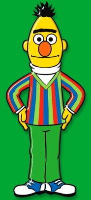 Bert core pin