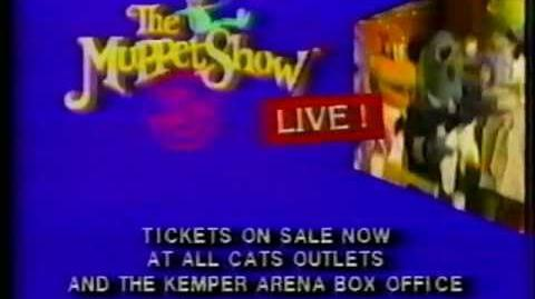"Commercial for ""The Muppet Show On Tour""-1"