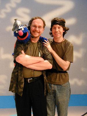 Jim martin and eric jacobson