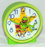 Kermit timex clock