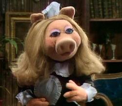 Piggy-maid