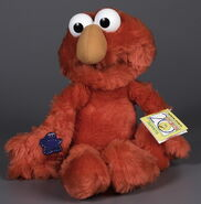 Applause elmo hand puppet 20th