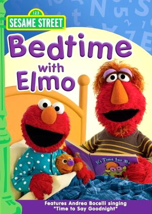 Bedtime with elmo