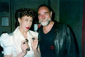 Jerry Nelson and Ernestine
