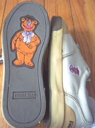Keds 1981 fozzie bear 2
