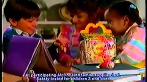 McDonald's Fraggle Rock Commercial (1988)