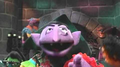 Sesame Street Song - Counting Backwards in Spanish with The Count