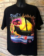 Wild oats 1997 party animal touch tone t-shirt