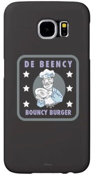 Zazzle swedish chef de beency bouncy burger