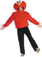 Adult Elmo-Costume