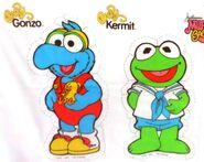 BabyGonzo-BabyKermit