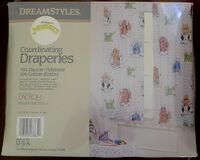 Dreamstyles 1990 dacron muppet draperies 2