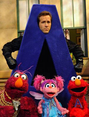 Ryan Reynolds A Team