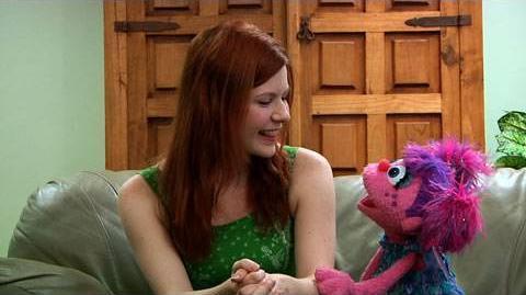 Sesame Street's Abby Cadabby