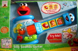 Silly sounds guitar 2