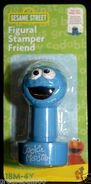 Toy island stamper 2010 cookie monster 1