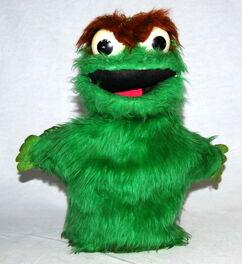 Vicma abrete sesamo 1976 oscar puppet