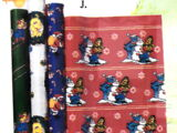 Sesame Street wrapping paper (Applause)