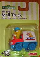 2000 big bird mail truck