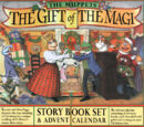 The Gift of the Magi Story Book Set & Advent Calendar