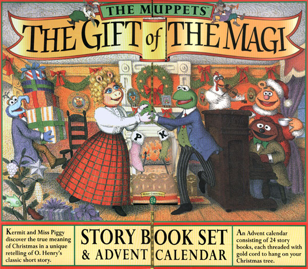 In the gift of the magi what is the magic of christmas