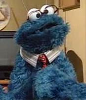 Cookie Monster's Pop