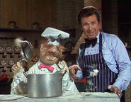Cooking with the Swedish Chef
