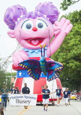 Fabulous Inflatables parade balloons