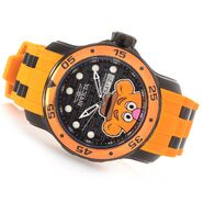 Invicta watch 648-514 01 detail