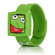 Kermit nano watch