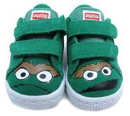 Puma toddlers suede sneakers oscar