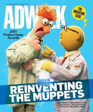 Adweek muppets