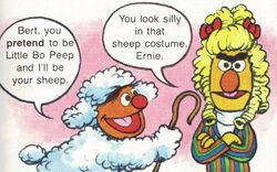 Bert po beep
