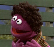 Carlos (Anything Muppet)