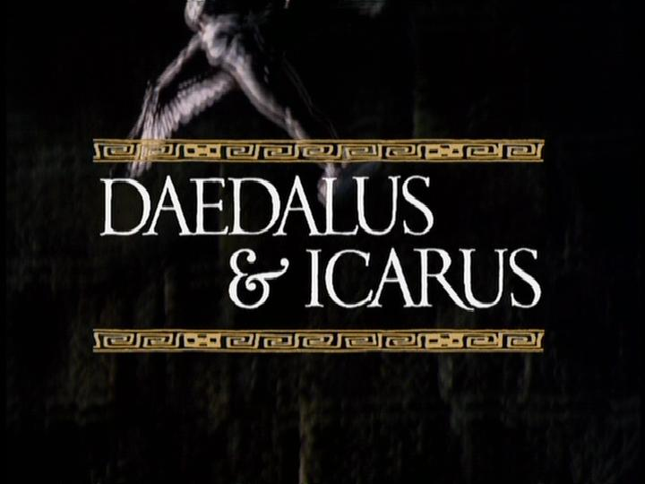 point of view of daedalus and icarus