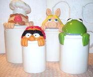 Disney muppet cookie jar 3