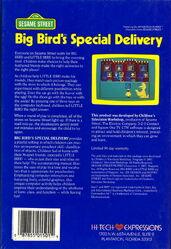 Hi tech 1987 big bird's special delivery 2