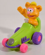 Mcdonalds europe 1993 muppet babies premium 3