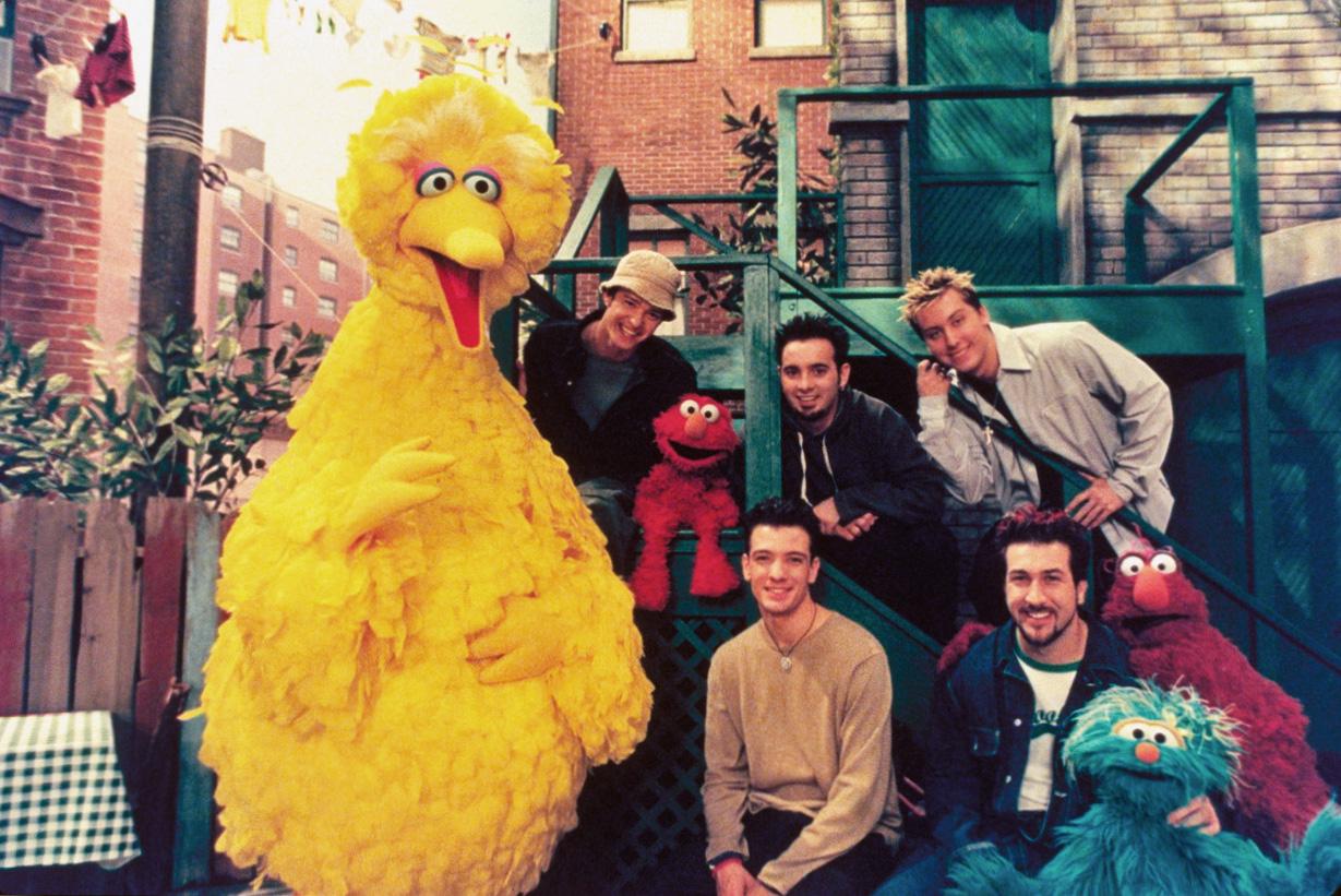 NSYNC   Muppet Wiki   FANDOM powered by Wikia