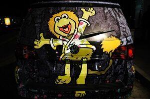 Wembley Van